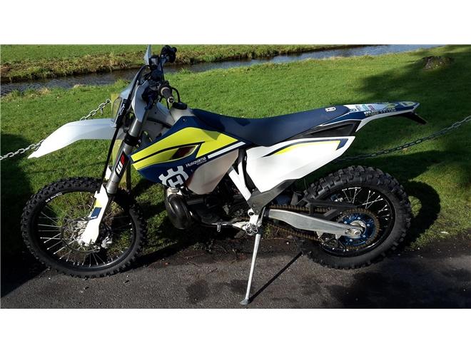 2016 Husqvarna TE300 - 2-stroke, Road Legal Enduro/Green-Lane bike