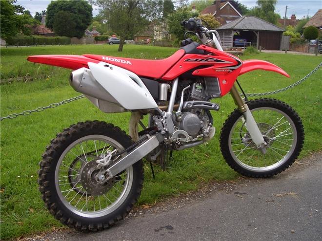 Honda CRF150RB - Husky Sport