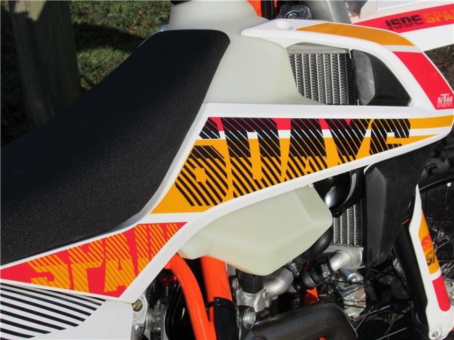 2017 KTM 450EXC Six Days - DEPOSIT NOW TAKEN! - Image 8