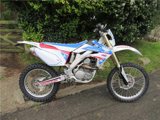 2015 Honda CRF250X-RL (Road Legal) Registered Trail bike - DEPOSIT NOW TAKEN - Image 0