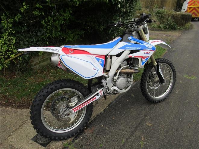 2015 Honda CRF250X-RL (Road Legal) Registered Trail bike - DEPOSIT NOW TAKEN - Image 2