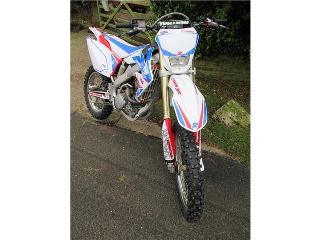 2015 Honda CRF250X-RL (Road Legal) Registered Trail bike - DEPOSIT NOW TAKEN - Image 4