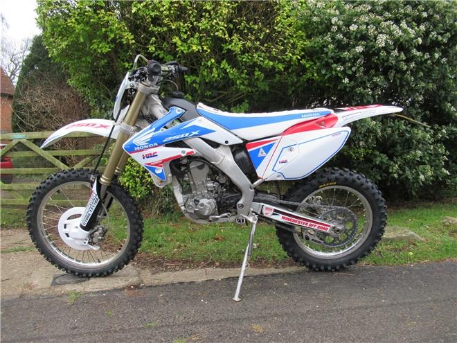 2015 Honda CRF250X-RL (Road Legal) Registered Trail bike - DEPOSIT NOW TAKEN - Image 6