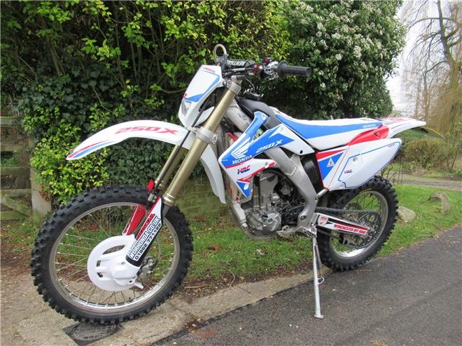 2015 Honda CRF250X-RL (Road Legal) Registered Trail bike - DEPOSIT NOW TAKEN - Image 7