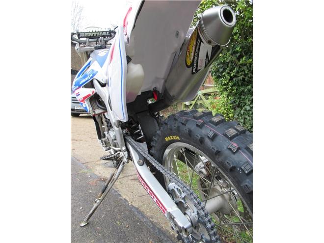 2015 Honda CRF250X-RL (Road Legal) Registered Trail bike - DEPOSIT NOW TAKEN - Image 9