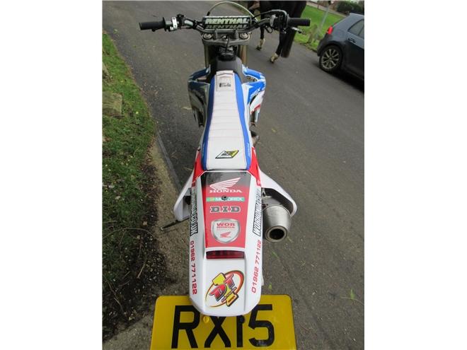 2015 Honda CRF250X-RL (Road Legal) Registered Trail bike - DEPOSIT NOW TAKEN - Image 10