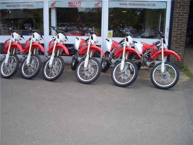 Honda CRF250X-RL - Road Legal, Registered Trail Bike.  CHOICE OF 6!! - Image 1