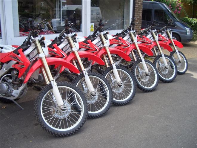 Honda CRF250X-RL - Road Legal, Registered Trail Bike.  CHOICE OF 6!! - Image 2