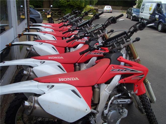 Honda CRF250X-RL - Road Legal, Registered Trail Bike.  CHOICE OF 6!! - Image 4