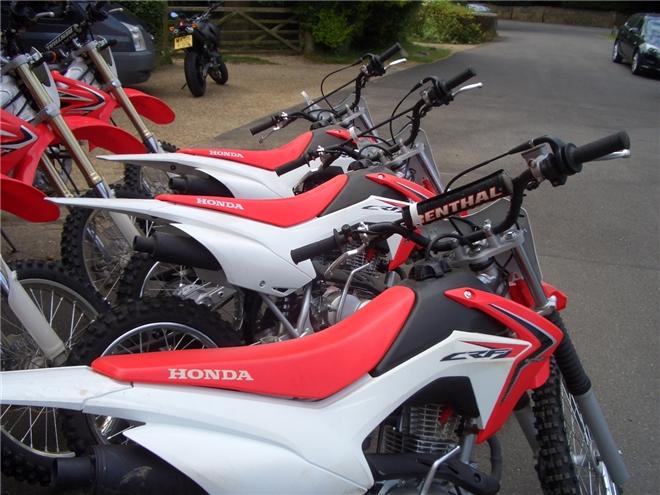 Honda CRF250X-RL - Road Legal, Registered Trail Bike.  CHOICE OF 6!! - Image 7