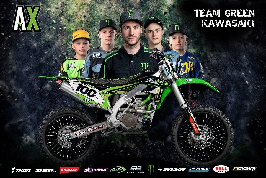 team green racing | home of the team green riders club | kawasaki uk