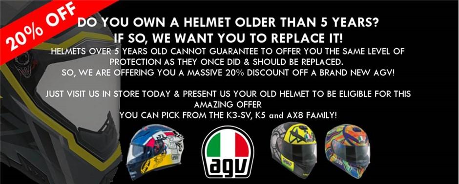 Replace Helmet Hero Banner