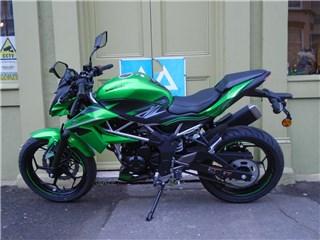 2019 (19) reg Kawasaki Z 125 BR125KKFA