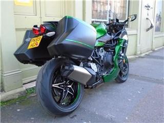 2019 (69) reg Kawasaki H2 SX 1000cc  ZX1002 BJF SX SE