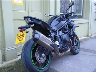 2020 (20) reg Kawasaki H2 ZR1000KLF