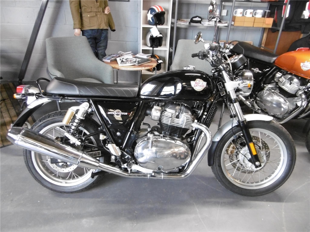 2020 Royal Enfield Interceptor 650 - Image 0