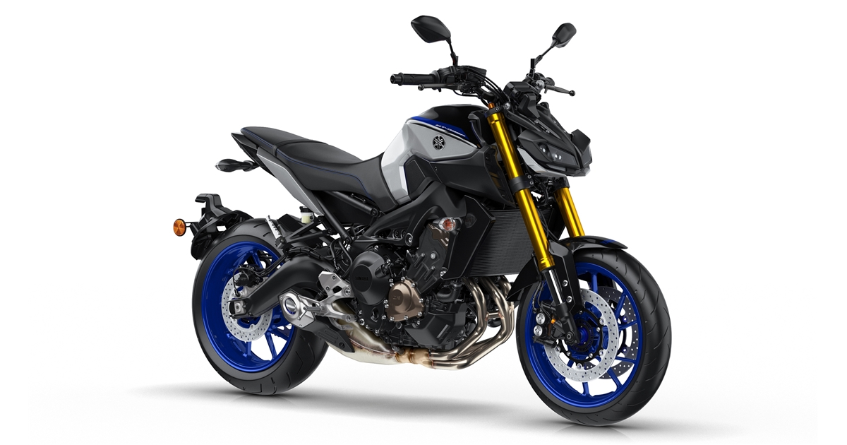 Yamaha mt 09 sp saltire motorcycles for Mount holly powersports yamaha