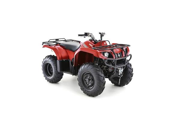 2019 Grizzly 350 2WD