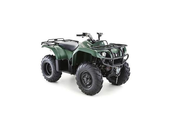 2019 Grizzly 350 2WD - Image 1