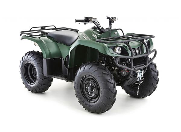 2019 Grizzly 350 4WD - Image 0
