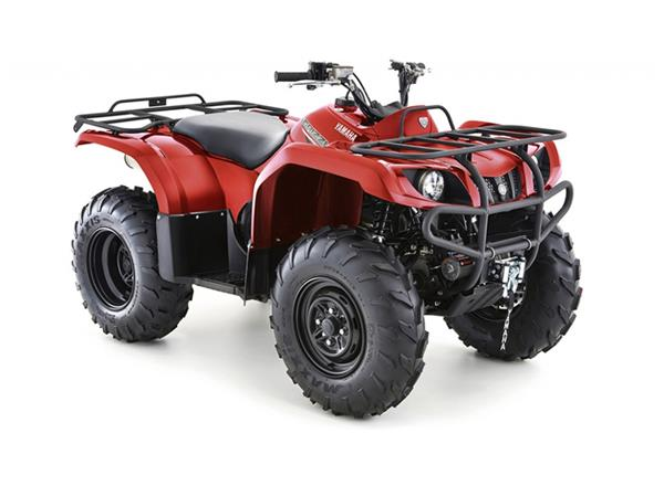 2019 Grizzly 350 4WD - Image 1