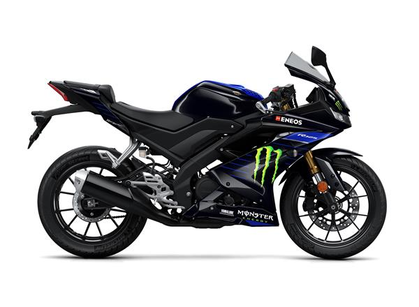 YZF-R125 Monster Energy Yamaha MotoGP Edition - Image 1