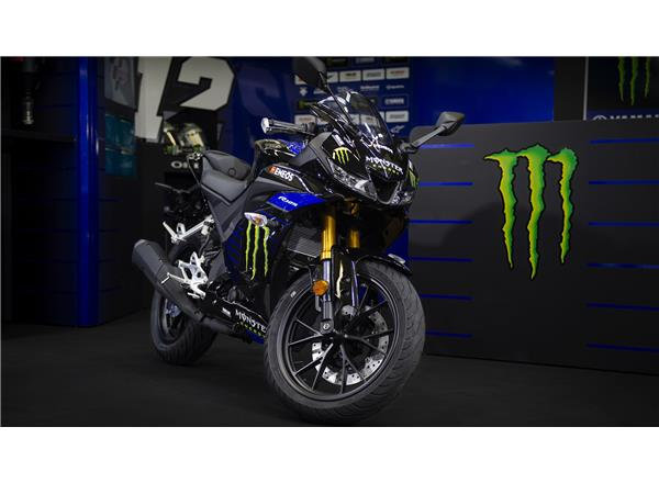 YZF-R125 Monster Energy Yamaha MotoGP Edition - Image 2