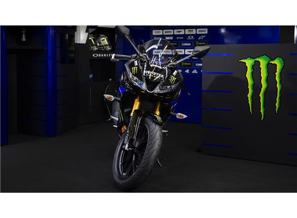 YZF-R125 Monster Energy Yamaha MotoGP Edition - Image 5