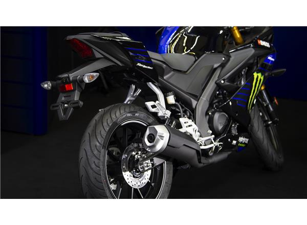 YZF-R125 Monster Energy Yamaha MotoGP Edition - Image 7