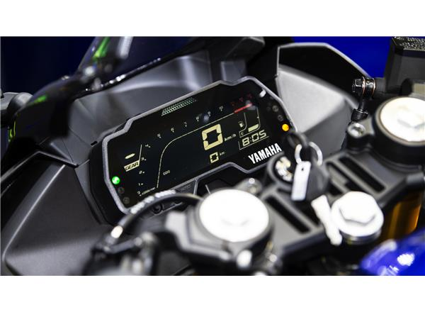 YZF-R125 Monster Energy Yamaha MotoGP Edition - Image 10