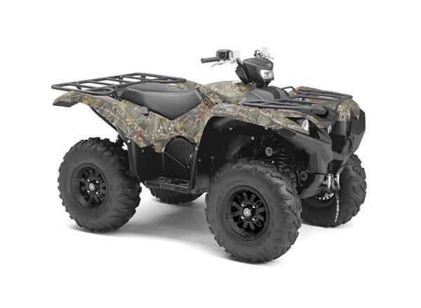 2020 Grizzly 700 EPS Alu - Image 1