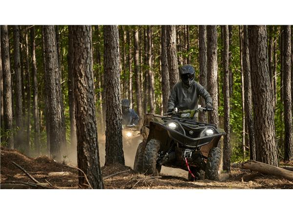 2020 Grizzly 700 EPS Alu - Image 2