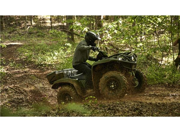 2020 Grizzly 700 EPS Alu - Image 3
