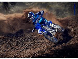 The New 2021 YZ250F