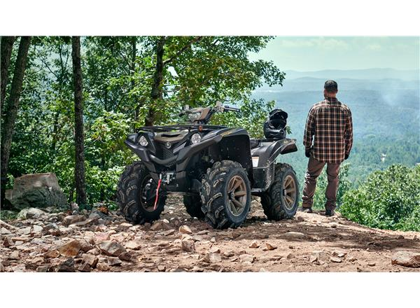 2020 Grizzly 700 EPS SE - Image 4