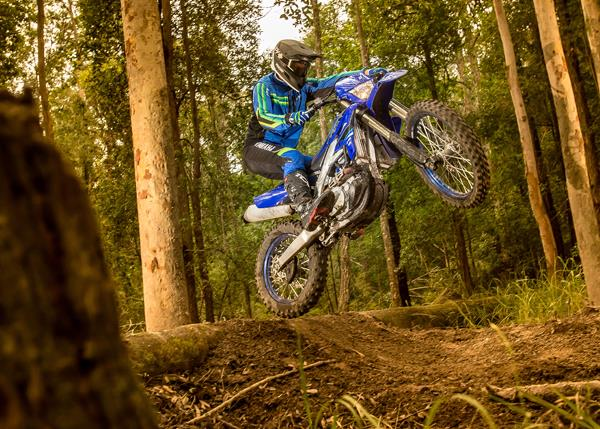All-new WR450F
