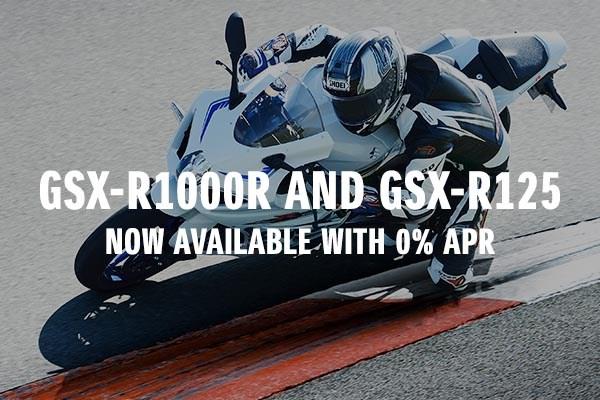 GSX-R1000R AND GSX-R125