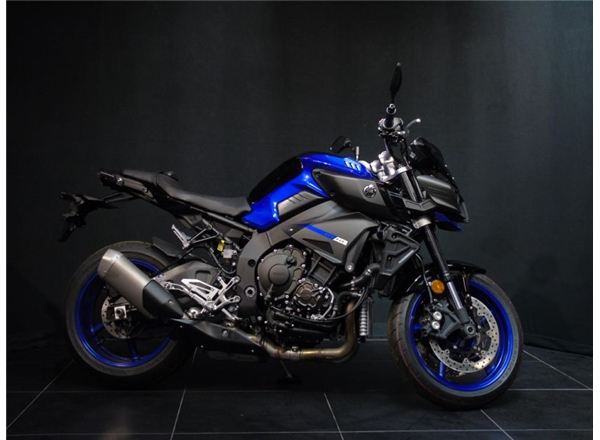 New Yamaha MT-10 BLUE