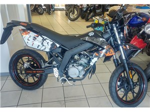 2020 (20) reg Ajs JSM 50 Motard AJS JSM-50 MOTORCYCLE