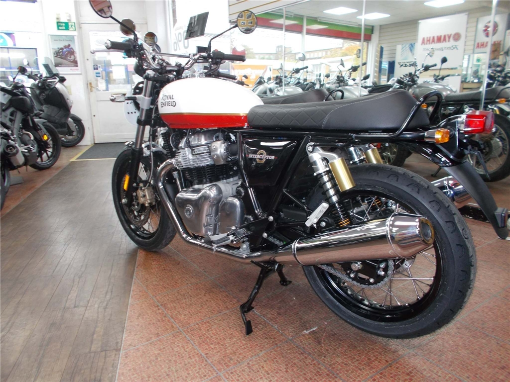 2019 Royal Enfield Interceptor 650 - Image 1