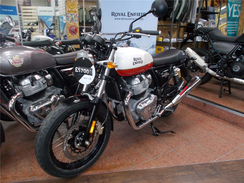 2019 Royal Enfield Interceptor 650 - Image 2