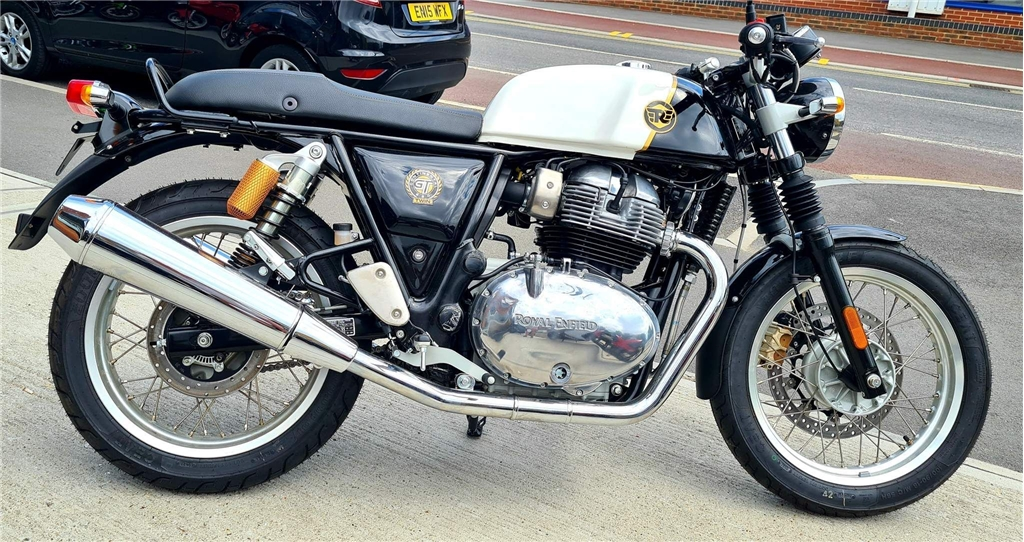 Royal Enfield Continental GT 650 Twin 650 Dual Colour ABS - Image 6