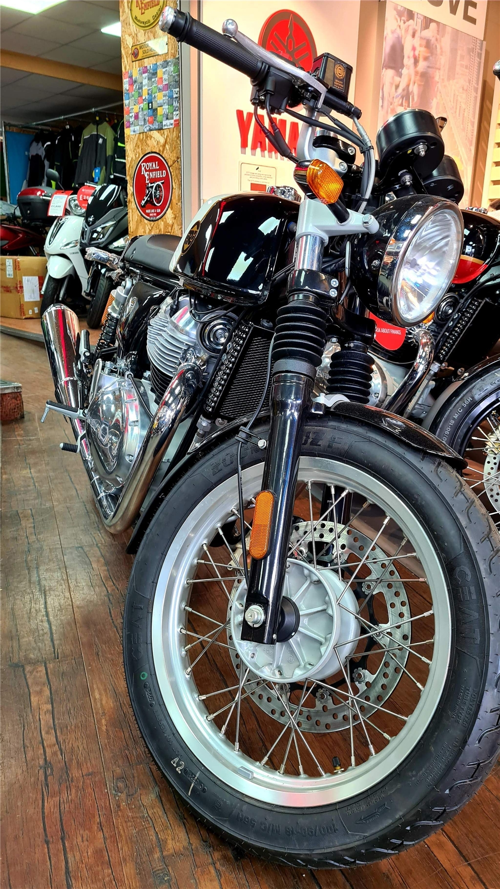Royal Enfield Continental GT 650 Twin 650 Dual Colour ABS - Image 12