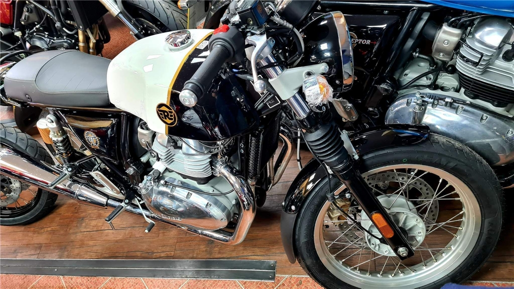 Royal Enfield Continental GT 650 Twin 650 Dual Colour ABS - Image 13