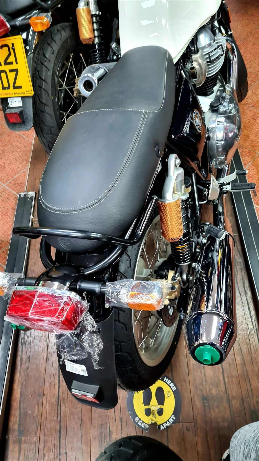Royal Enfield Continental GT 650 Twin 650 Dual Colour ABS - Image 22
