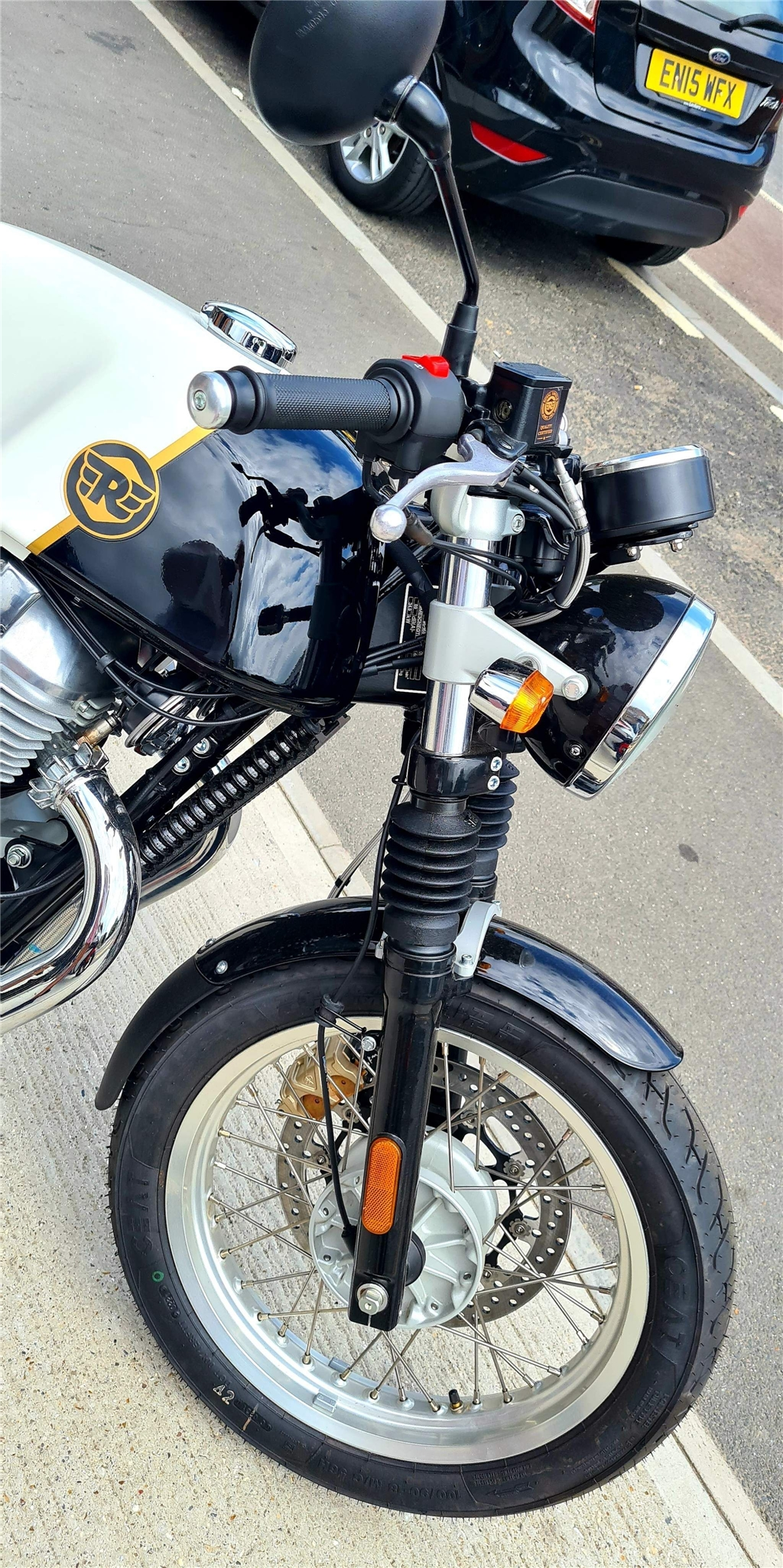 Royal Enfield Continental GT 650 Twin 650 Dual Colour ABS - Image 30