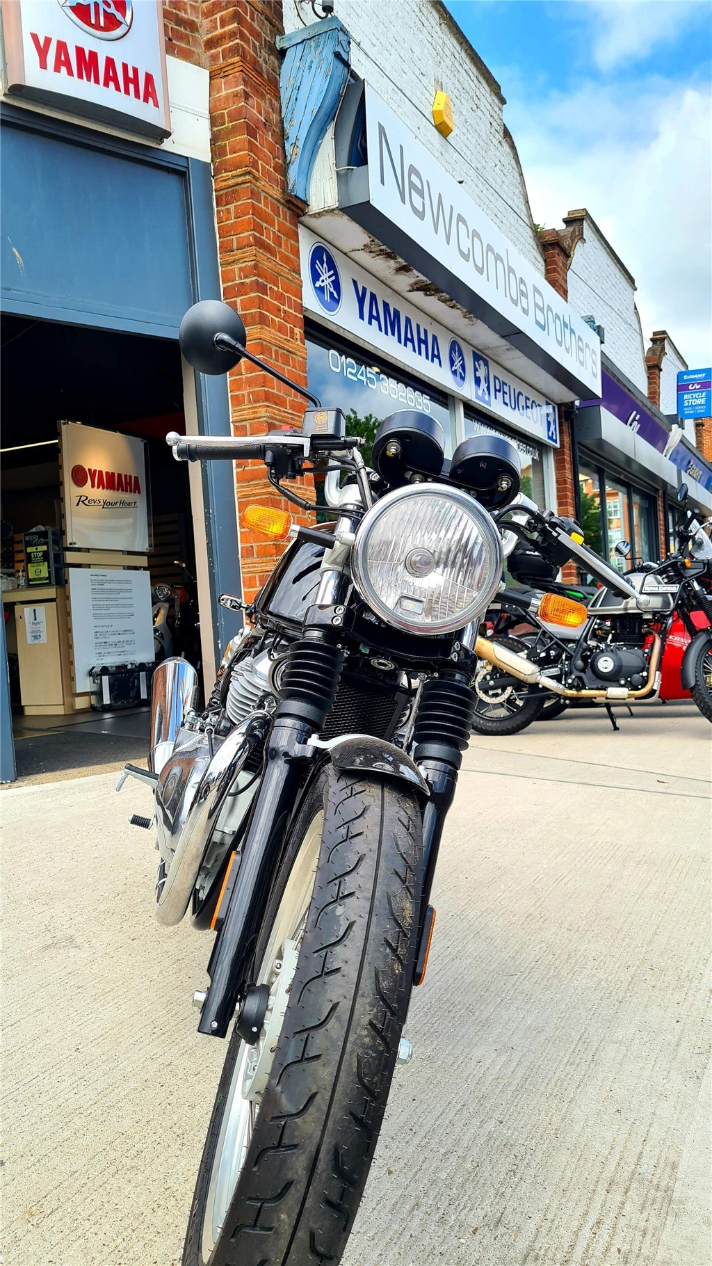 Royal Enfield Continental GT 650 Twin 650 Dual Colour ABS - Image 33