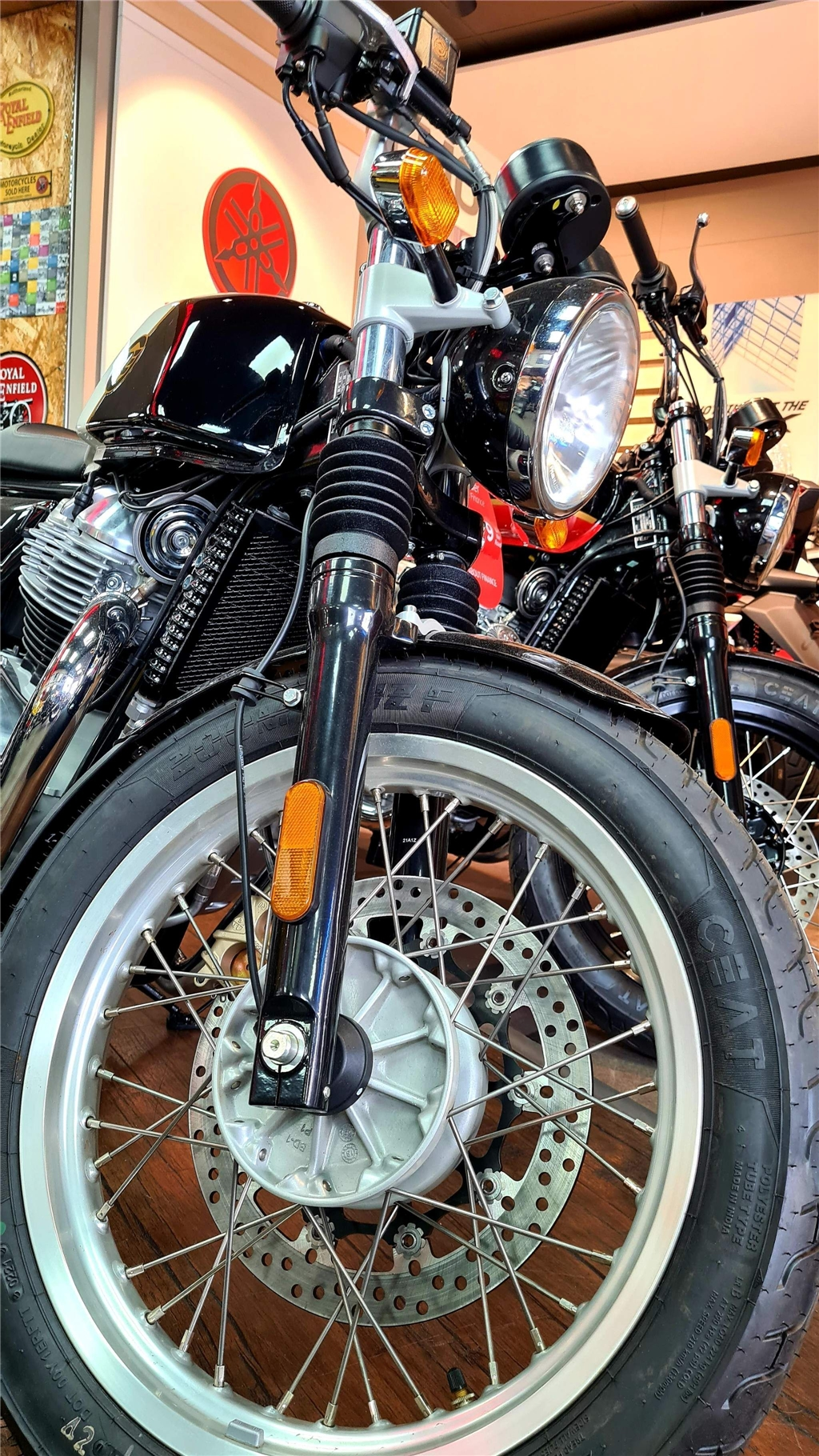 Royal Enfield Continental GT 650 Twin 650 Dual Colour ABS - Image 37