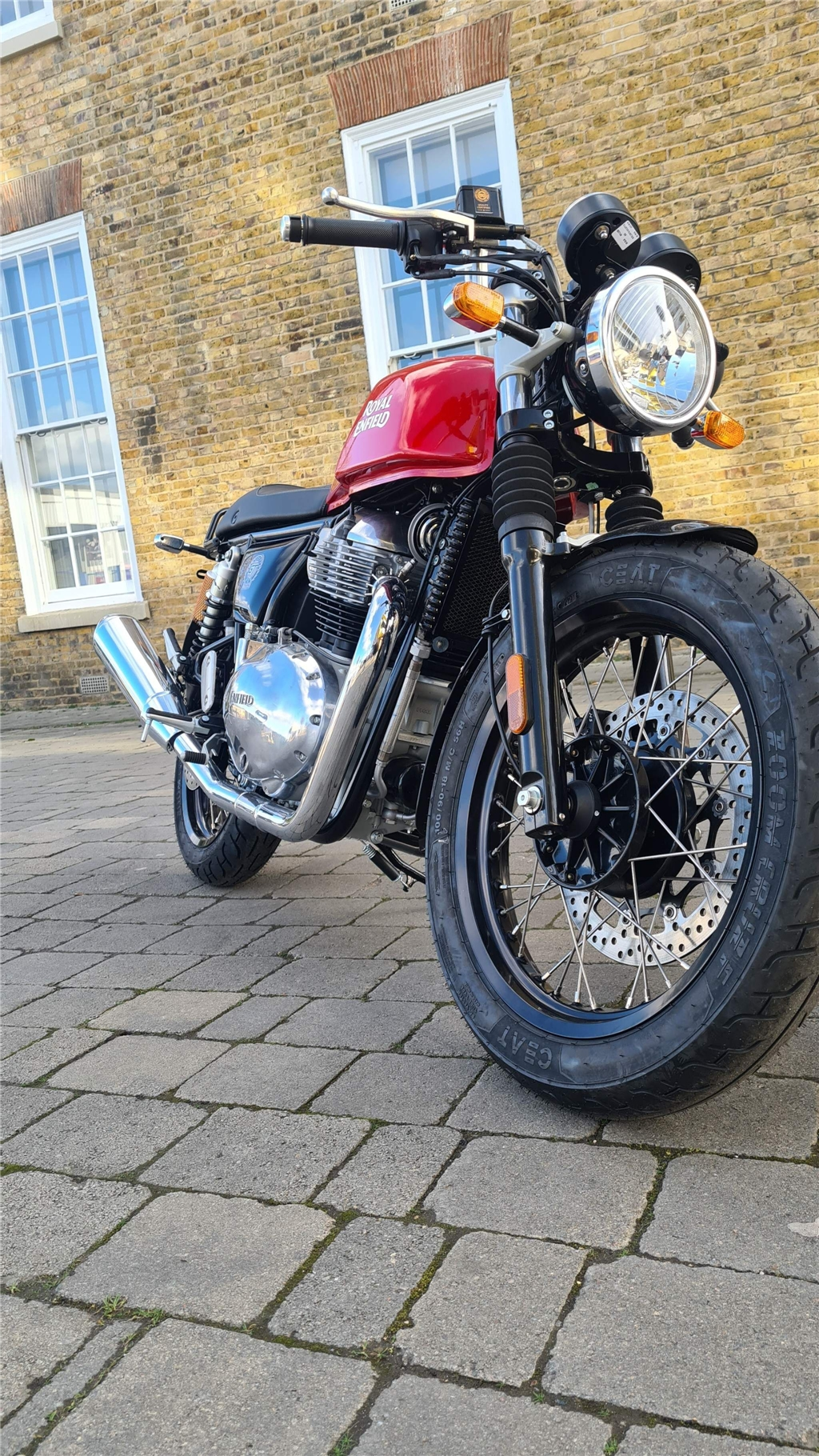 Royal Enfield Continental GT 650 Twin 650 ABS - Image 5