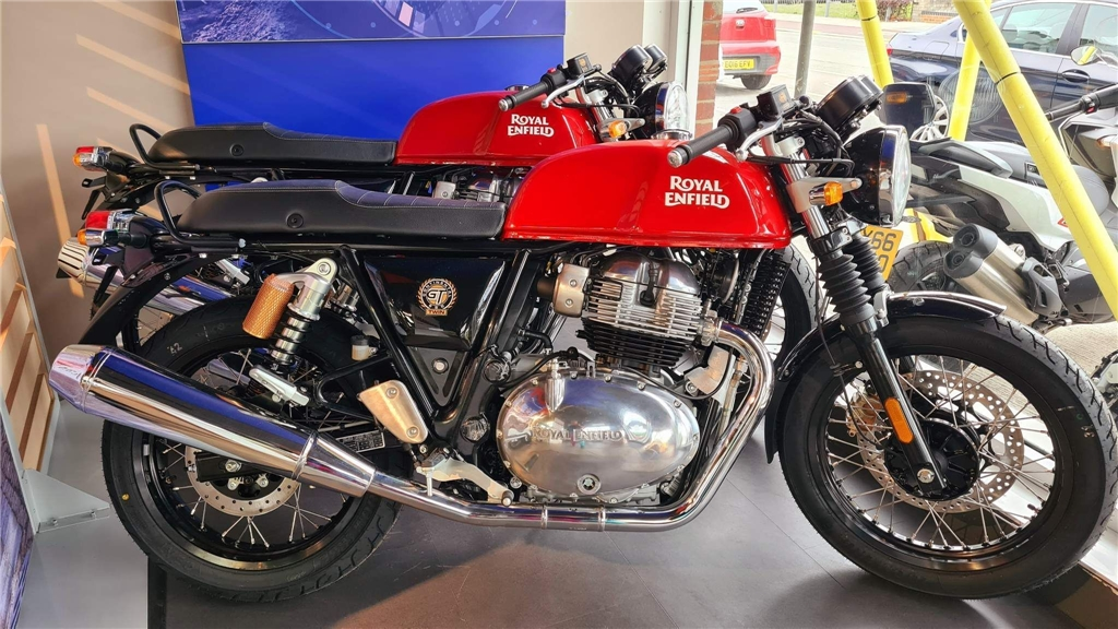 Royal Enfield Continental GT 650 Twin 650 ABS - Image 7
